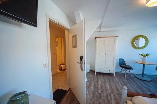 Einzelzimmer und Doppelzimmer im Apartmenthaus Kaiser Friedrich in Potsdam
